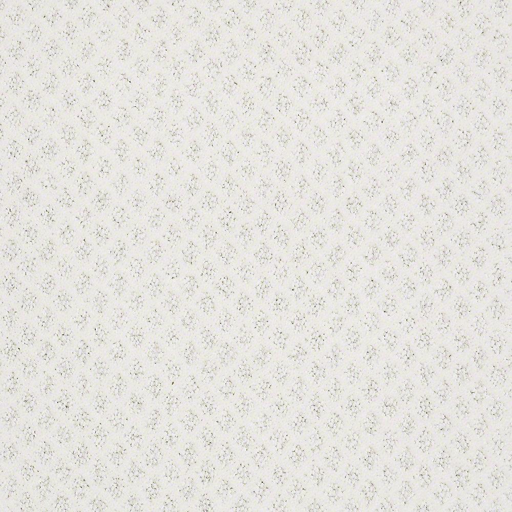 Carpet Sample - Crown - In Color Snowflake 8 in. x 8 in.