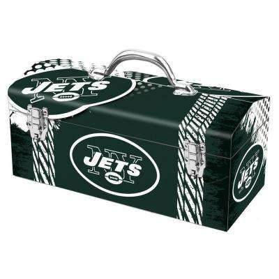 7.2 in. New York Jets NFL Tool Box