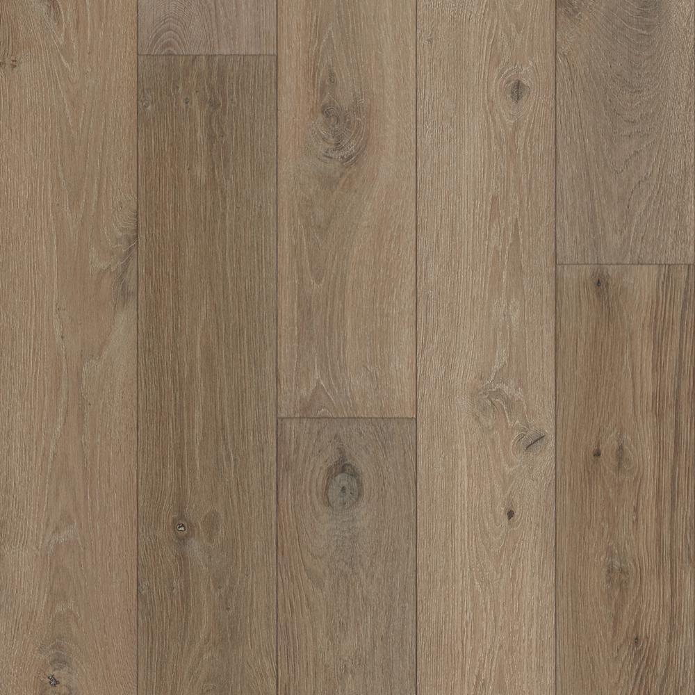 Oak Geneva 1/4 in. T x 5 in. W x Varying Length Waterproof Engineered Hardwood Flooring (16.68 sq. ft.)