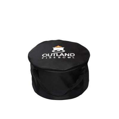 20 in. Standard Carry Bag for 19 in. Dia Steel Propane Fire Pit