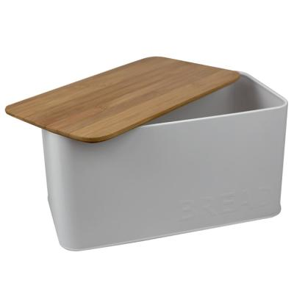 Steel Bread Box