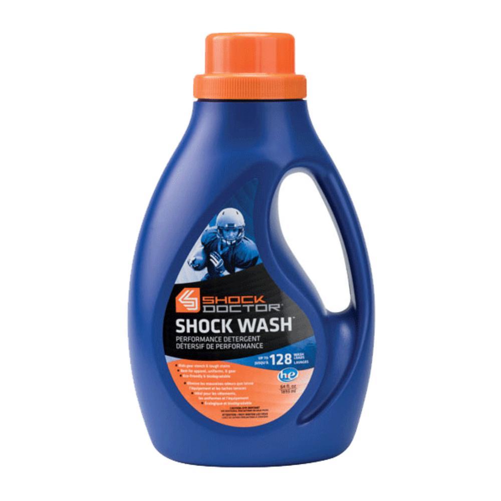 64 oz. Shock Wash Performance Liquid Laundry Detergent (128 Loads)