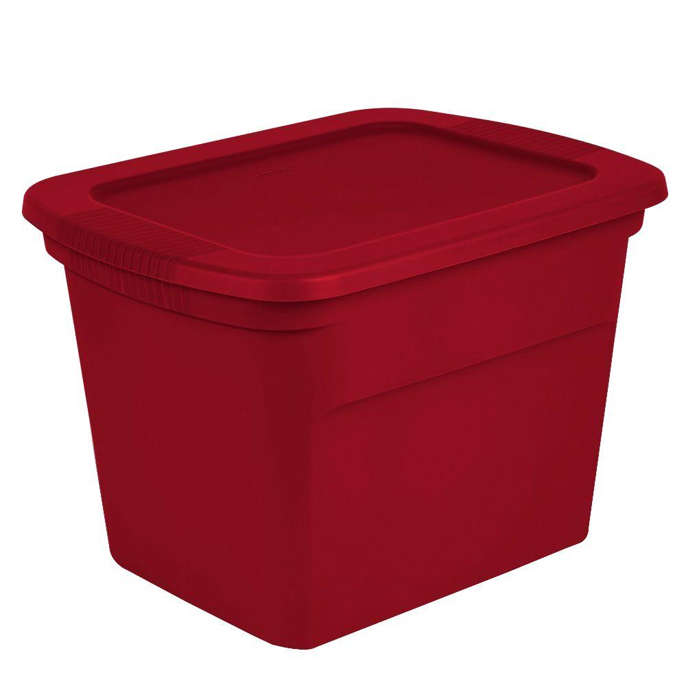 Storage Tote (Case Of 8)