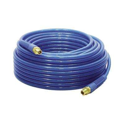 Reinforced 1/4 in. x 100 ft. 200 PSI Polyurethane Air Hose