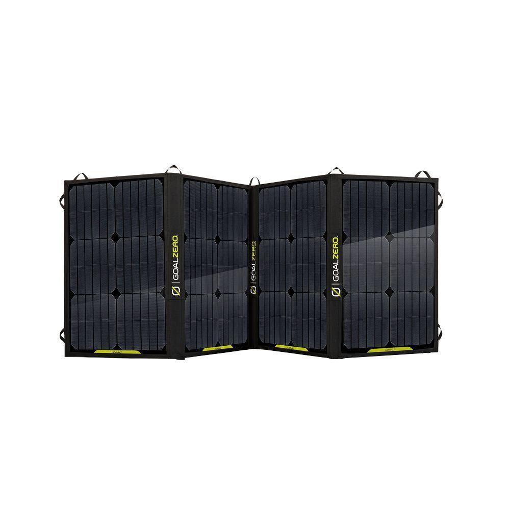 Nomad 100-Watt Monocrystalline Solar Panel