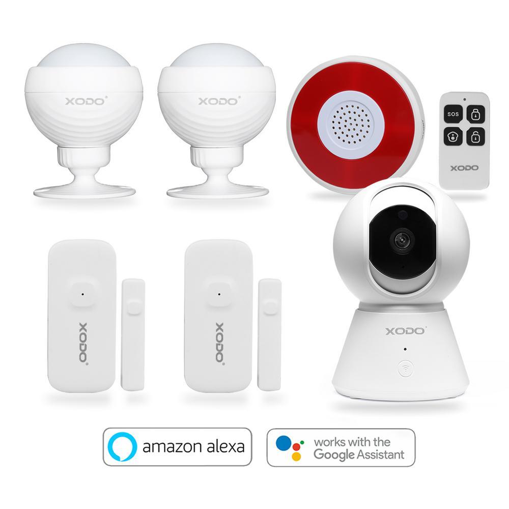 Smart Wireless Alarm Kit