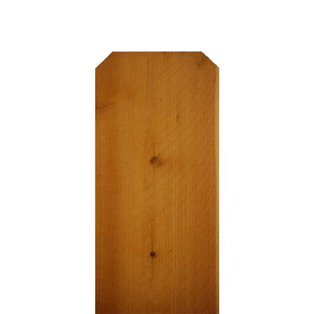 5/8 in. x 5-1/2 in. x 6 ft. Incense Cedar Dog-Ear Fence Picket