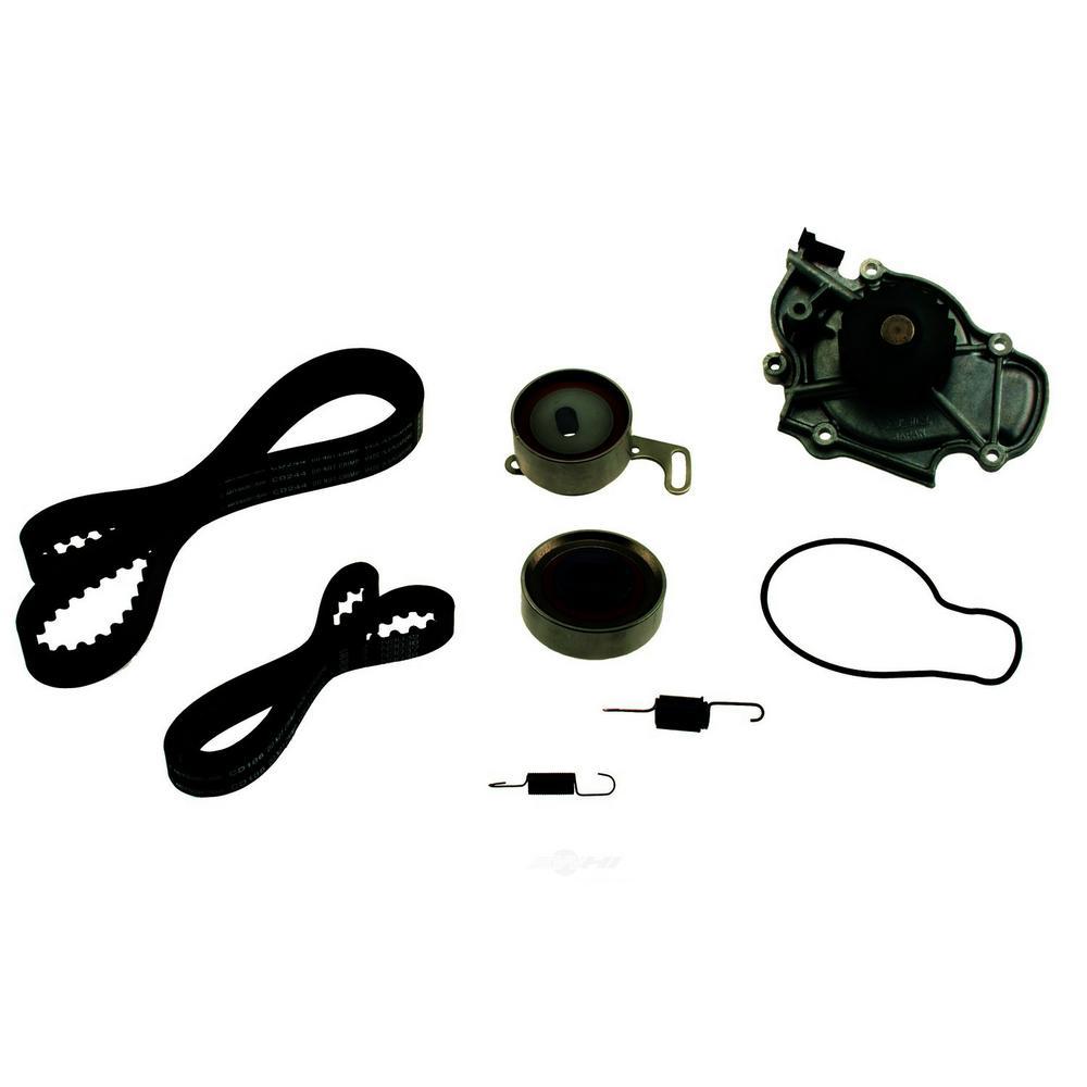 Engine Timing Belt Kit w/Water Pump fits 1994-2002 Honda Accord Odyssey