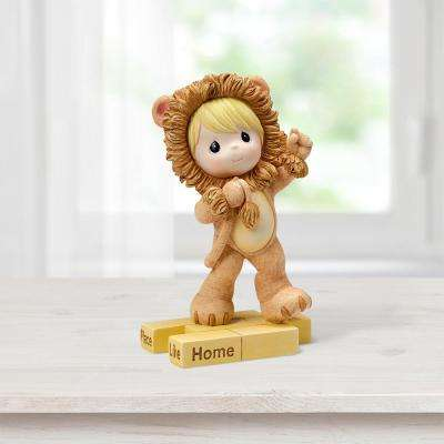 Table Top Lion Resin The Wonderful World of Oz Figurine