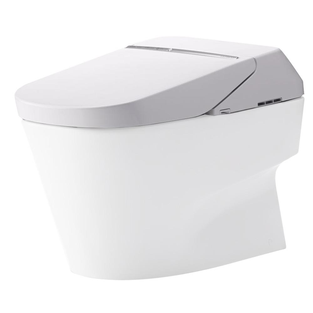 TOTO Neorest 700H Electric Bidet Seat for Elongated Toilet in Cotton ...