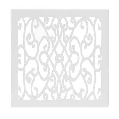 Magnetic Ceiling Vent HVAC Cover - Wine Design 20 in. x 20 in.