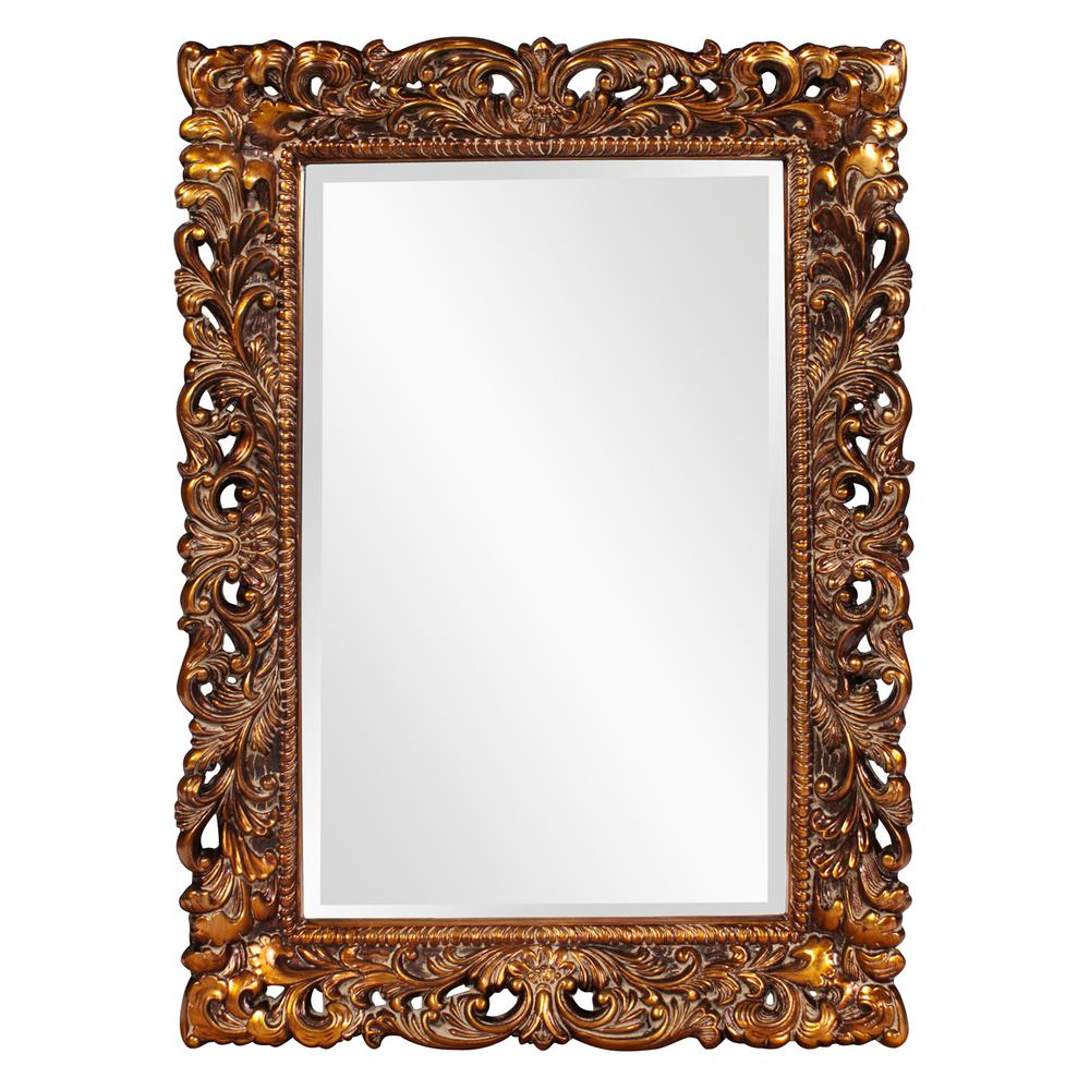 Rectangle Framed Mirror 2020 The Home Depot