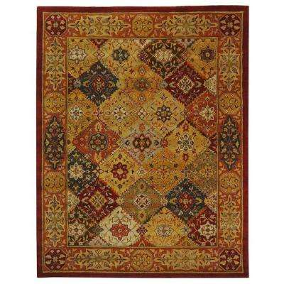 Heritage Multi 11 ft. x 15 ft. Area Rug