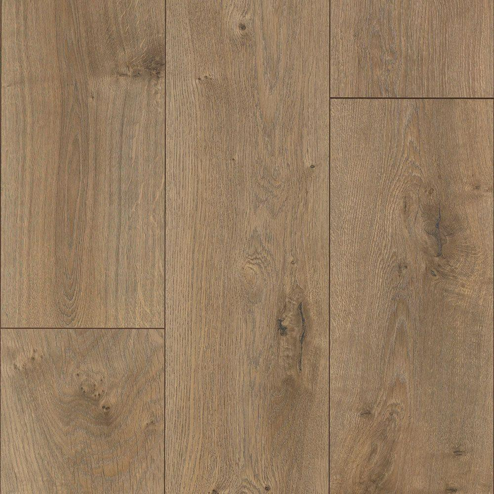Pergo xp riverbend oak 10 mm thick x 7 1 2 in wide x 47 1 for Square laminate floor tiles