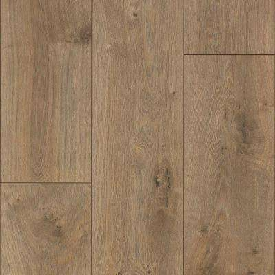 XP Riverbend Oak 10 mm Thick x 7-1/2 in. Wide x 47-1/4 in. Length Laminate Flooring (19.63 sq. ft. / case)