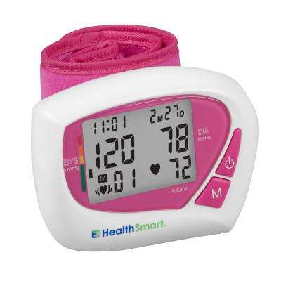 Automatic Wrist Digital Blood Pressure Monitor for Women