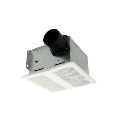 80 CFM Ceiling Bathroom Exhaust Fan with Humidistat, ENERGY STAR