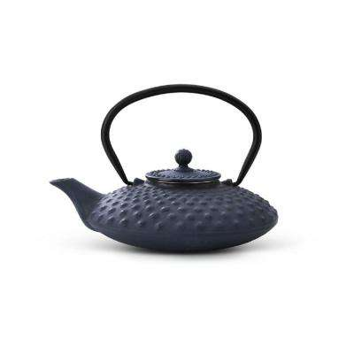 24 fl. oz. Blue Xilin Teapot