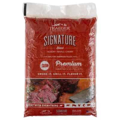 20 lb.Signature Blend Wood Pellets