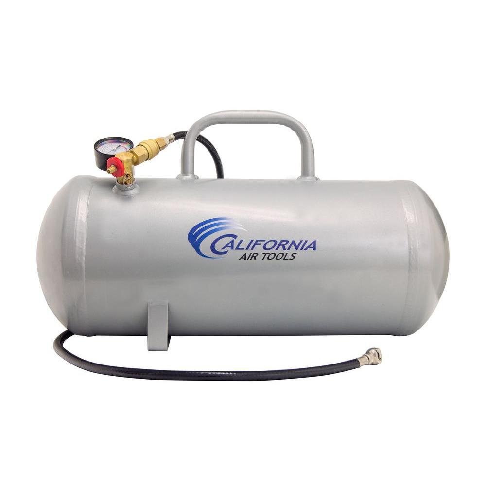 California Air Tools 5 Gal Portable Steel Air Tank Aux05