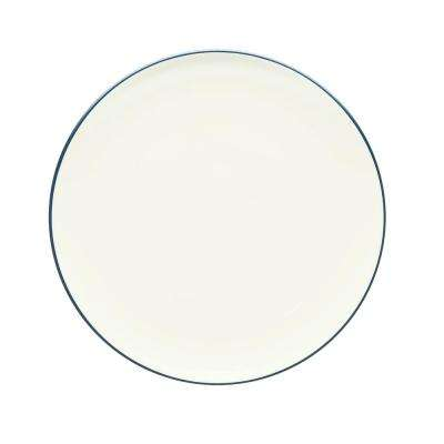 Colorwave 8.25 in. Blue Coupe Salad Plate