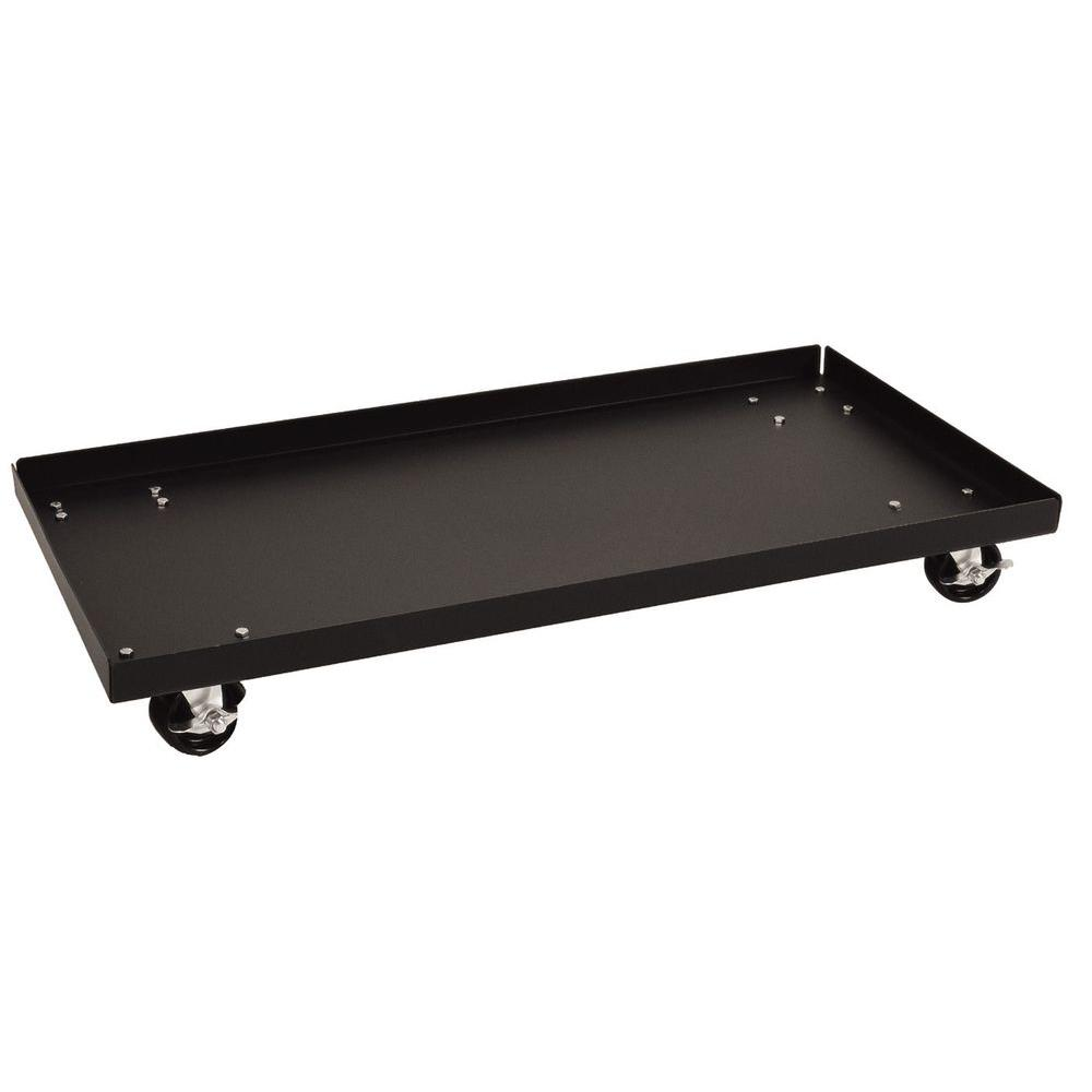 Edsal ProMaxx Steel 36 in. Width x 18 in. Depth x 4 in. Height Cabinet Dolly