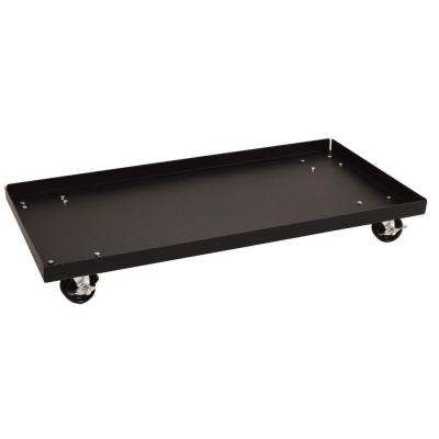 ProMaxx Steel 36 in. Width x 18 in. Depth x 4 in. Height Cabinet Dolly