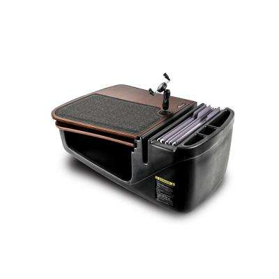 Gripmaster with Built-In Power Inverter and Phone Mount, Mahogany
