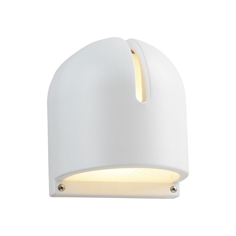 arm products schoolhouse wall white sconce long isaac