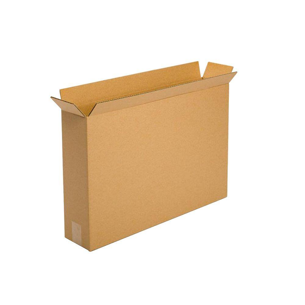 Pratt Retail Specialties 24 in. L x 5 in. W x 18 in. D Box (25-Pack)
