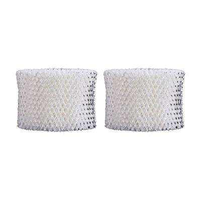 Replacement Wick Filter for Honeywell HAC-504AW HCM-530 HCM-535-20 (2-Pack)