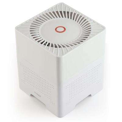 3-In-1 Ionic Air Purifier with HEPA Filter