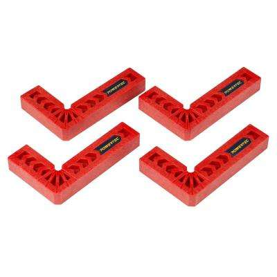 3 in. Positioning Squares (4-Pack)