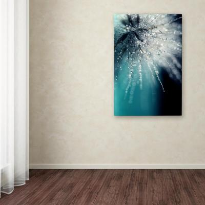 """47 in. x 30 in. """"Morning Sonata"""" by Beata Czyzowska Young Printed Canvas Wall Art"""