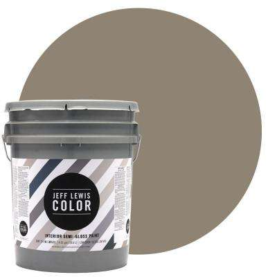 5-gal. #JLC110 Clay Semi-Gloss Ultra-Low VOC Interior Paint