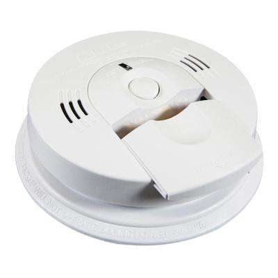 Code One Battery Operated Smoke and Carbon Monoxide Combination Detector