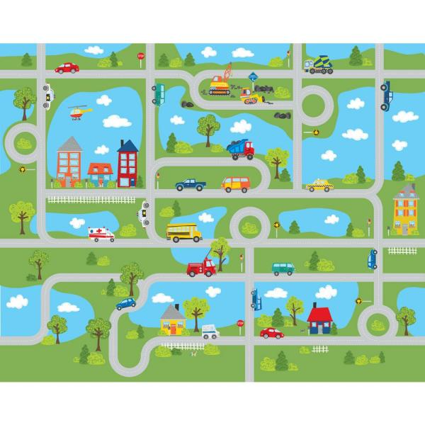 Road Map Mural Map Mural on map tiles, map of america, map art ideas, map canvas painting, map wallpaper, map posters, map craft projects, map tattoo designs, map t-shirt designs, map border designs, map book covers, map wall decal, map still life, map wall art,