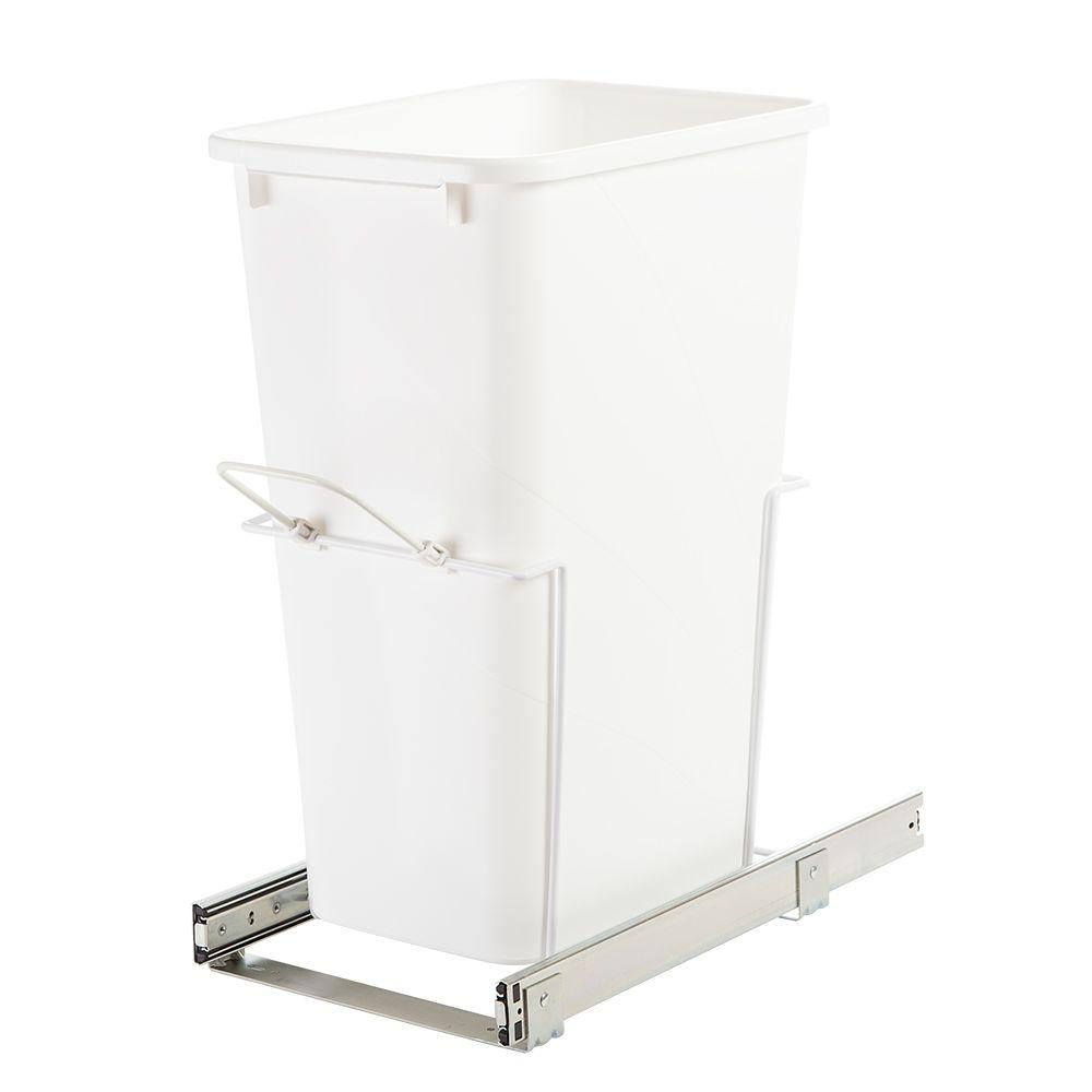 11.38 in. x 20 in. x 22.88 in. In Cabinet Pull-Out