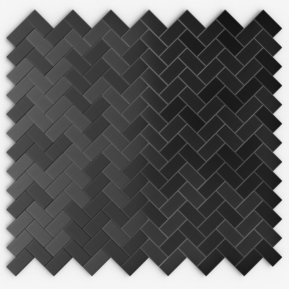 Daltile 12x12 Mosaic Tile Tile The Home Depot