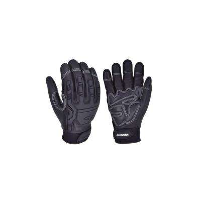 Large Full Goat Leather Extreme Duty Glove