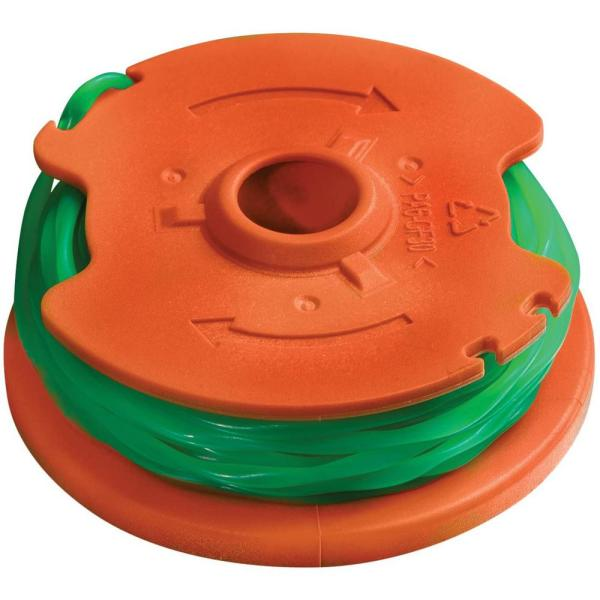 20 ft. x 0.80 in. Replacement Grass Trimmer Edger Spool Line for Models: WG168, WG184, WG190, WG191 Series