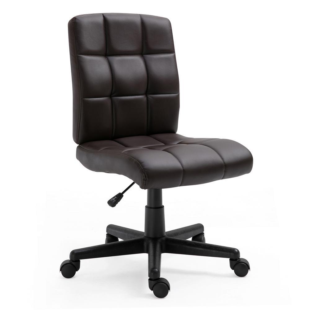 Eva Brown Task Chair
