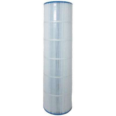 7 in. Dia 115 sq. ft. Replacement Pool Filter Cartridge with 3 in. Opening
