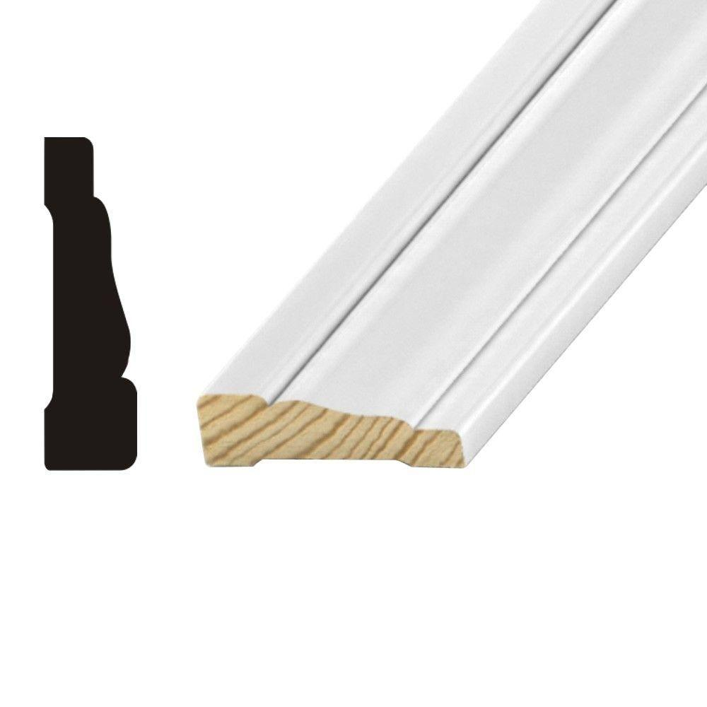 OP240 5/8 in. x 2-1/4 in. x 84 in. Primed Finger-Jointed