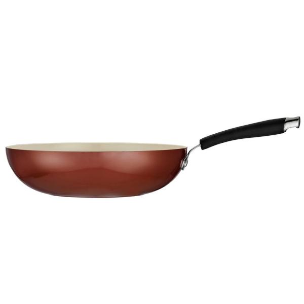 Tramontina Style Ceramica 11 in. Stir-Fry Pan 80110/046DS