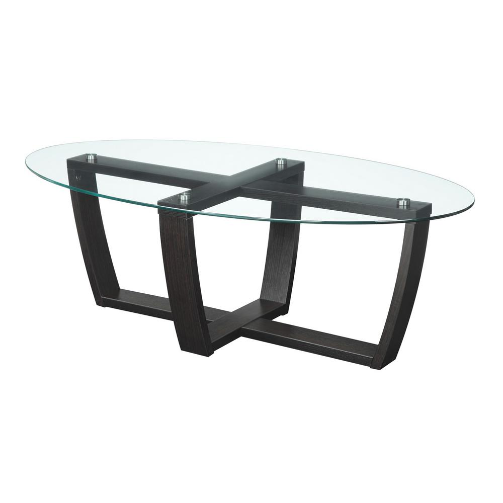 High Quality Convenience Concepts Newport Espresso Coffee Table