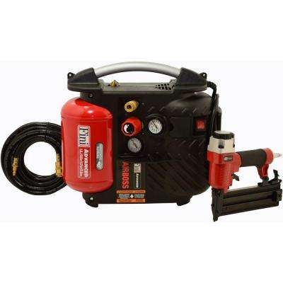 1.2 HP 135 PSI 1-Gun Air Boss Compressor Combo Kit