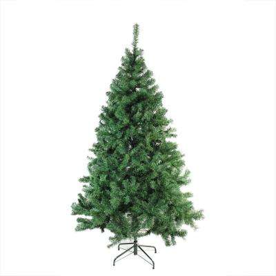6 ft. x 42 in. Mixed Classic Pine Medium Artificial Christmas Tree