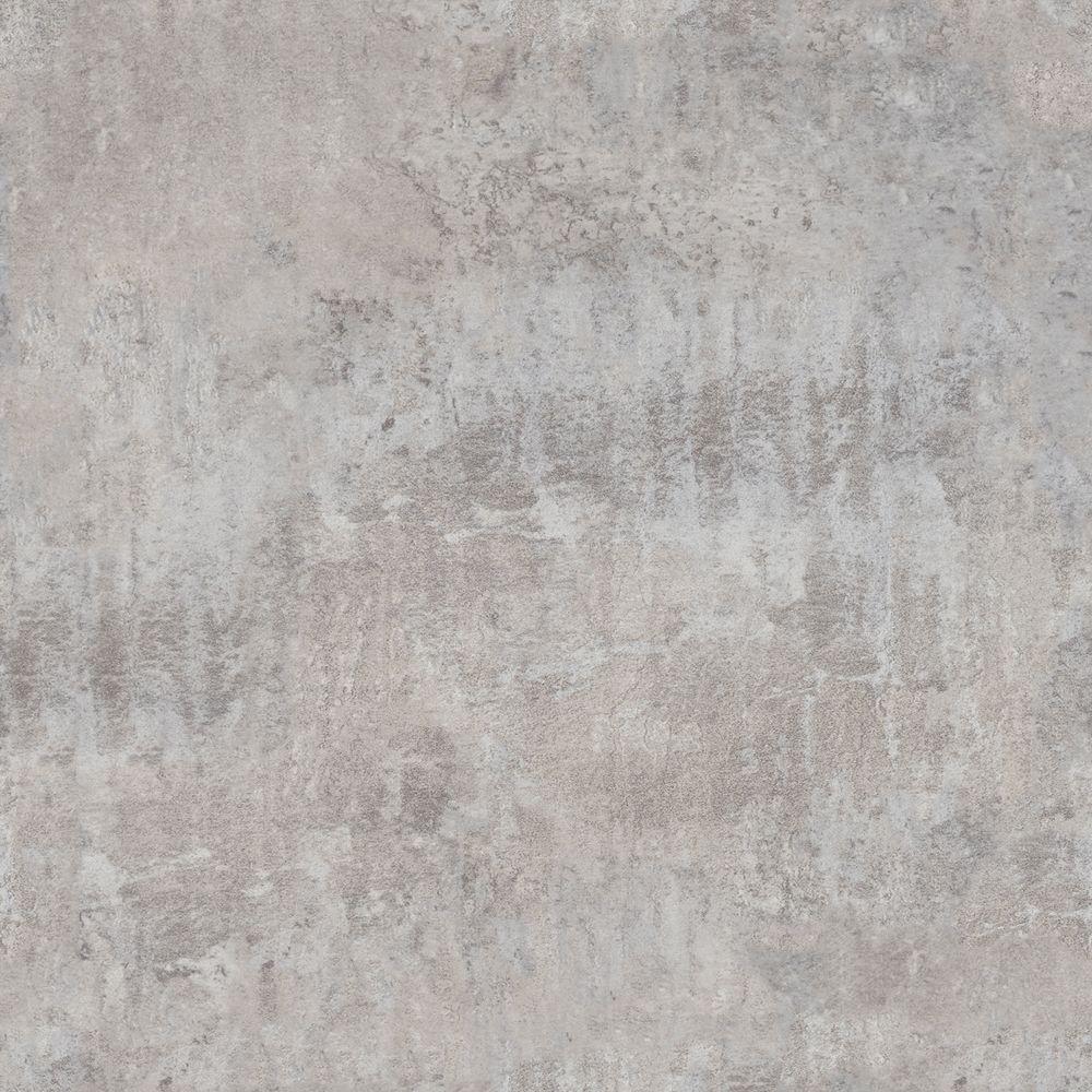 5 in. x 7 in. Laminate Sample in Elemental Concrete Matte