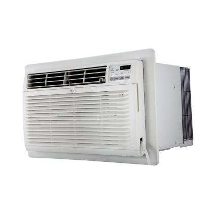 11,200 BTU 230-Volt Through-the-Wall Air Conditioner with Heat and Remote